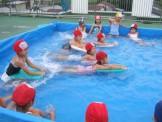 7月 プール開き・なかよしコンサート 夏祭り・終業式