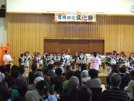 10月 衣替え・なかよしコンサート・鷹岡地区文化祭・遠足